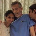 Picture Suggesting Bollywood Veteran Actor Vinod Khanna Dead
