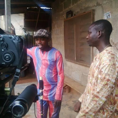 Picture of Yoruba movie actor Tunde Usman aka Okele