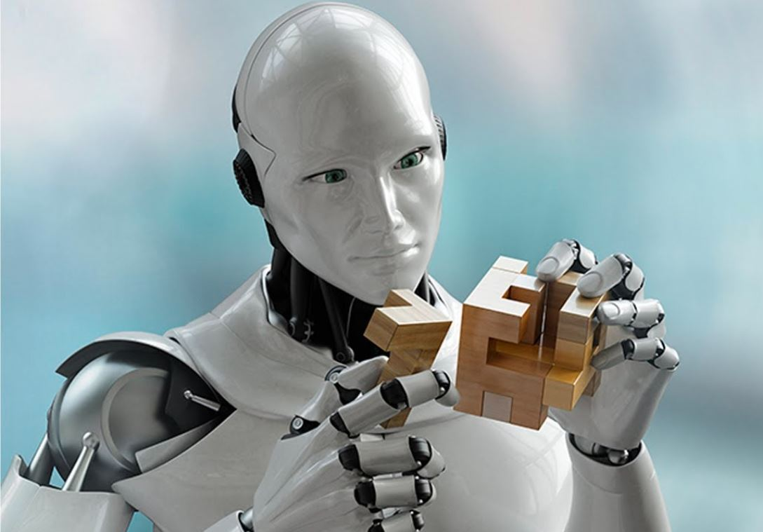 Image of Artificial Intelligent Robot