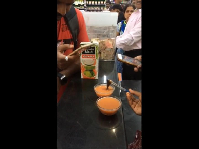 Image about Bad Mold in Fruit Juice Packs Like Minute Maid