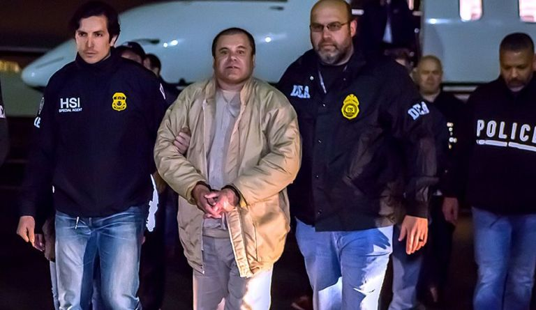 Image about Drug Lord El Chapo Testified Giving Millions to Democrats