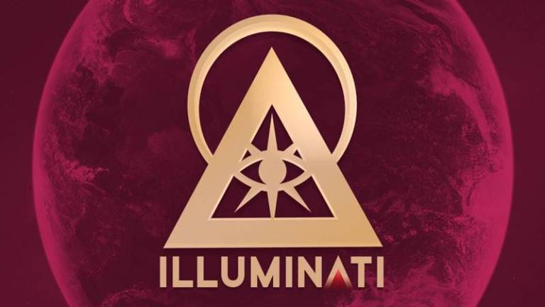 Image about Join Illuminati to Get Rich, Famous and Powerful - Scam Messages
