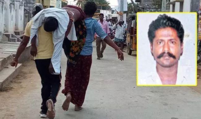 Police Killed Farmer Kotaiah for CM Meeting in Kondaveedu: Fact Check