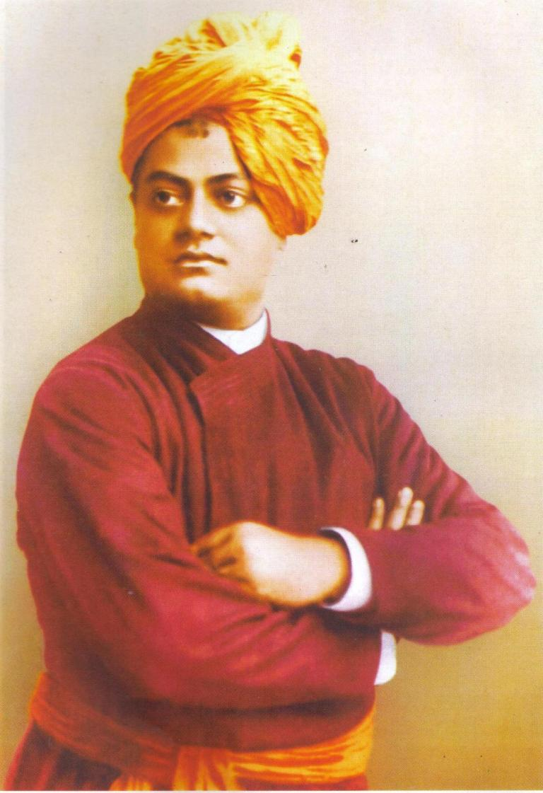 Image about Real Voice of Swami Vivekananda at Chicago Speech in 1893