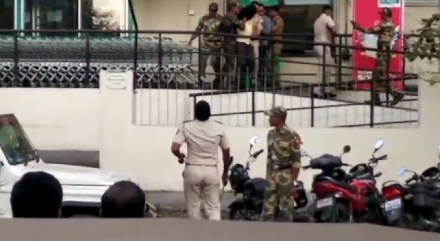 Terrorist Caught Planting Bomb Inside DMart Shopping Mall: Fact Check