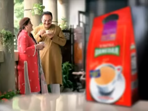 Image of Tapal Tea Advertisement in Pakistan