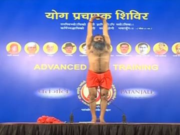 Image about Baba Ramdev Knee Surgery Successfully Completed in Germany