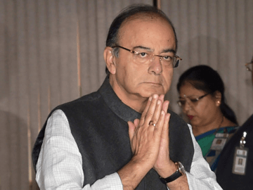 Image about Indian Finance Minister Arun Jaitley Died of Heart Attack