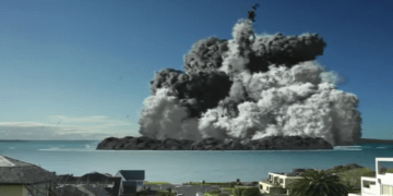 Image about Devastating Video of Sinabung Volcano Eruption in Indonesia