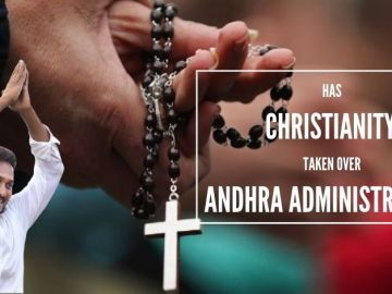 Image about Christianity Took Over Andhra, Police Memo to Protect Churches