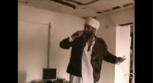 Image about Osama Bin Laden Sings Lady Gaga's Poker Face, Video