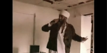 Image about Osama Bin Laden Sings Lady Gaga's Poker Face, Video
