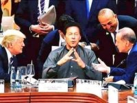 Image about Global Leaders Surrounding Pak PM Imran Khan, Picture