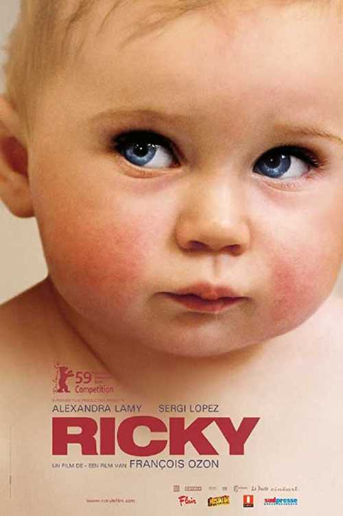 Ricky, the French movie poster
