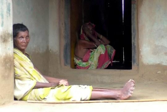 Image of Nayak Kumari Isolated as Witch