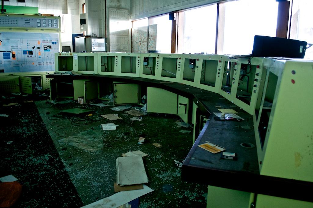 Image of Abandoned site of National Gas Turbine Establishment, Pyestock