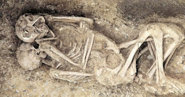 Image about First Homosexual Couple in Sodom & Gomorrah Found Dead