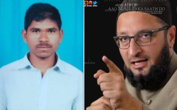 Image about Hyderabad Rapist Mohammed Pasha is Owaisi's Nephew