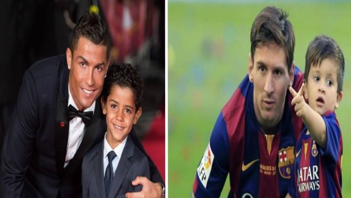 Image of the Popular father-son combos in soccer