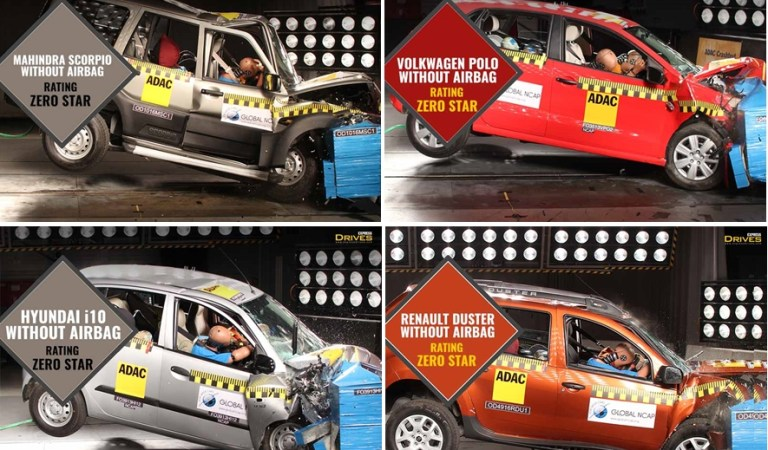 Top Indian Cars Fail NCAP's Crash Tests, Get Zero Rating: Fact Check