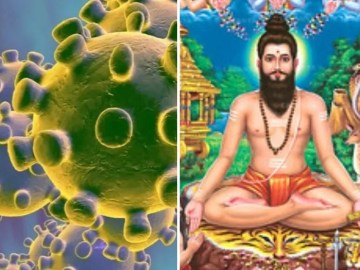 Image about Veerabrahmendra Swami Predicted Coronavirus Outbreak
