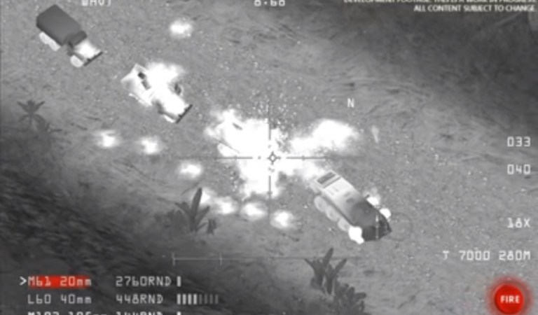Video of American Drone Attack on General Soleimani: Fact Check