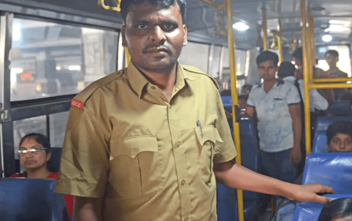 BMTC Bus Conductor Cracked IAS Mains Exam: Fact Check