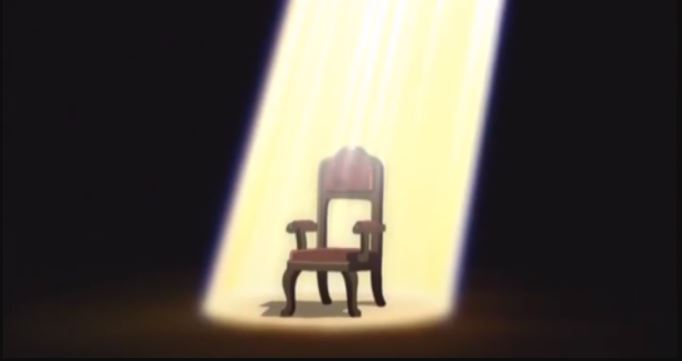 Image about Busby's Haunted Dead Man's Chair Killing People