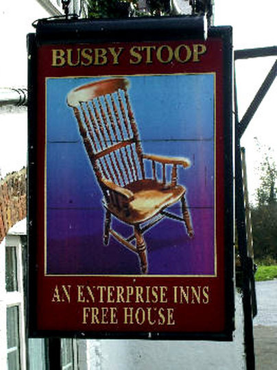 Image of Busby's Stoop Chair / Dead Man's Chair