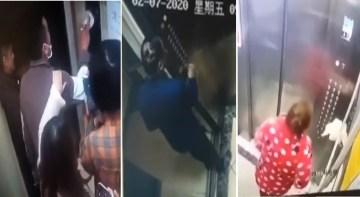 Image about China People Spreading Coronavirus - CCTV Footage