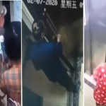 Image about China People Spreading Coronavirus - CCTV Footage