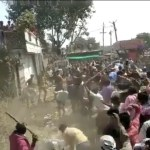 Image of Mob Lynching in MP Killed a Farmer Over Child Abduction Rumors