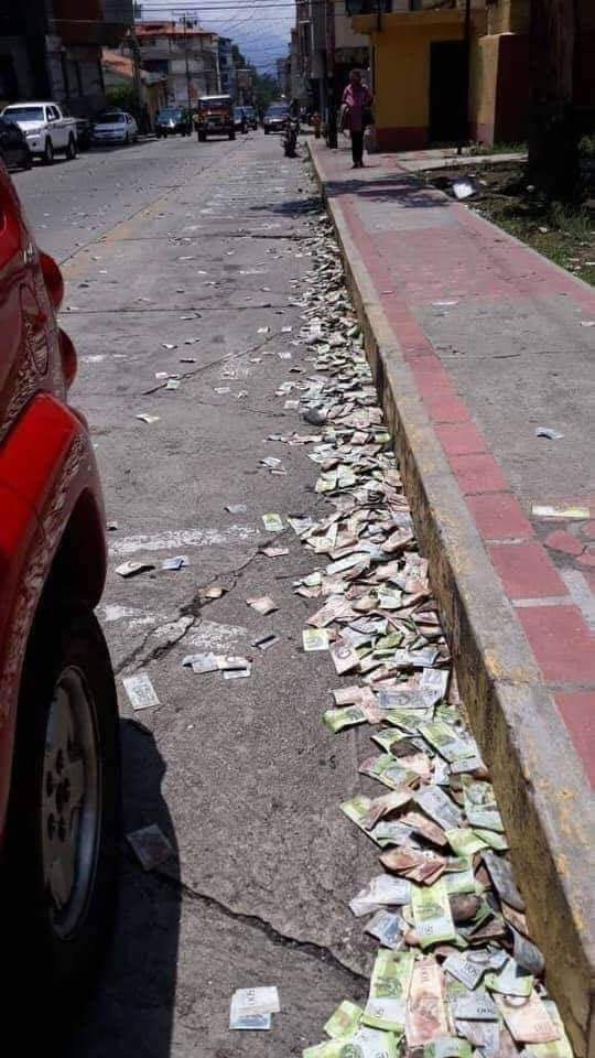Image about Italy People Throw Money on Roads, Can't Save from Death