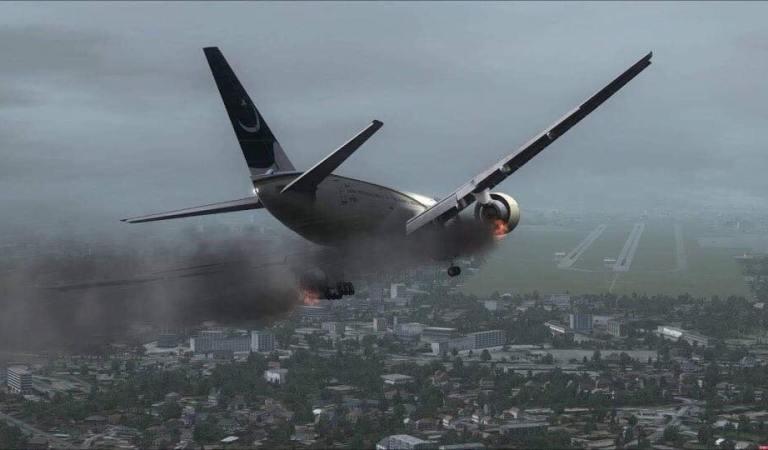 Photo of PIA A320 Plane Before Crash: Fact Check