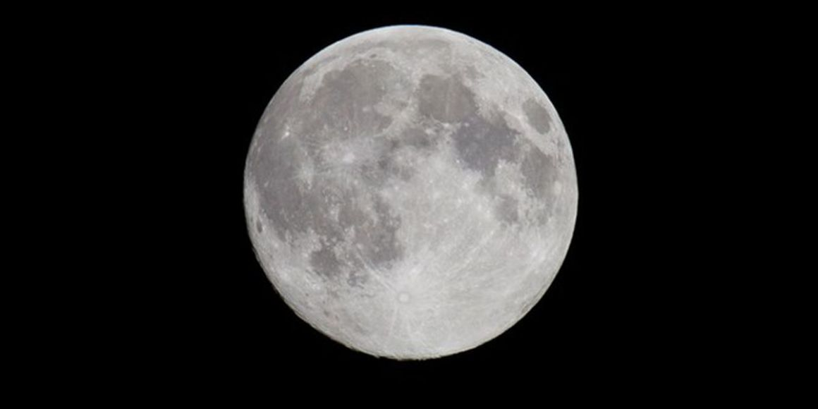 Image of A Full Moon