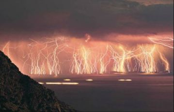 Image about Catatumbo Lightning, Strikes Hundreds of Times in Venezuela