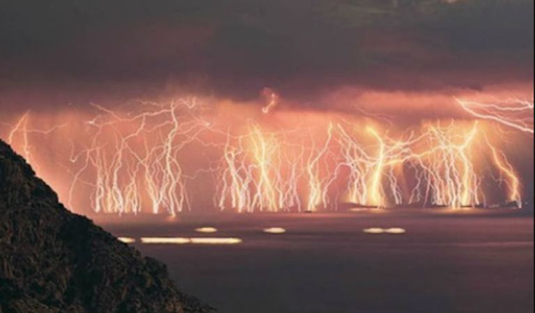 Catatumbo Lightning, Strikes Hundreds of Times in Venezuela: Fact Check