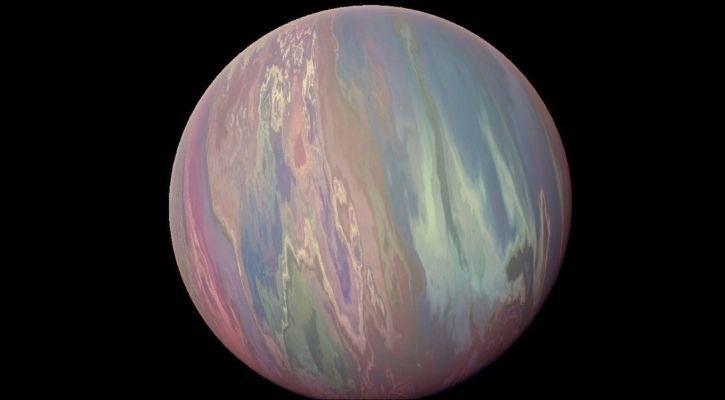 Image of Gorgerous Planet NASA Found
