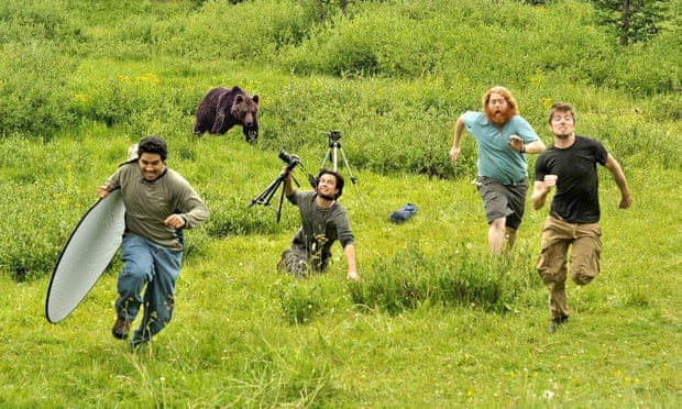 Bear Chases National Geographic Crew During Filming: Fact Check