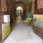 Kunstner i Venasque