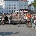 Genial fontene på Kultorvet - Så mye moro med så lite...
