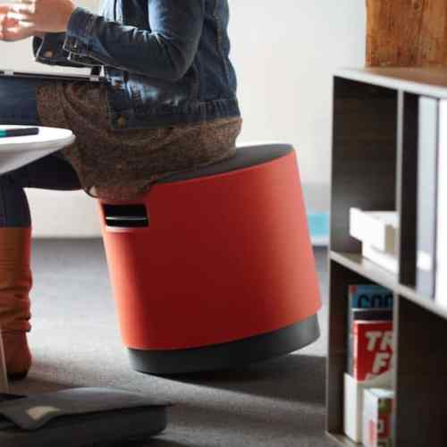 Buoy multifunctional desk stool