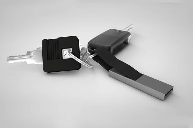 Popcord-keychain