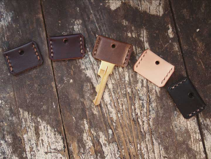 Hollows-leather-key-covers