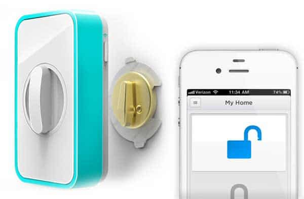 Lockitron smart doorlock