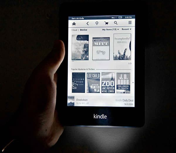 Kindle-by-Amazon