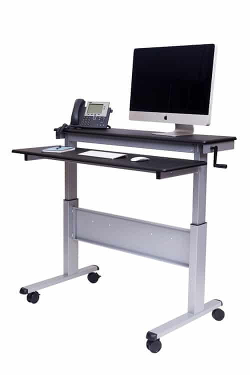 60-Crank-Adjustable-Desk