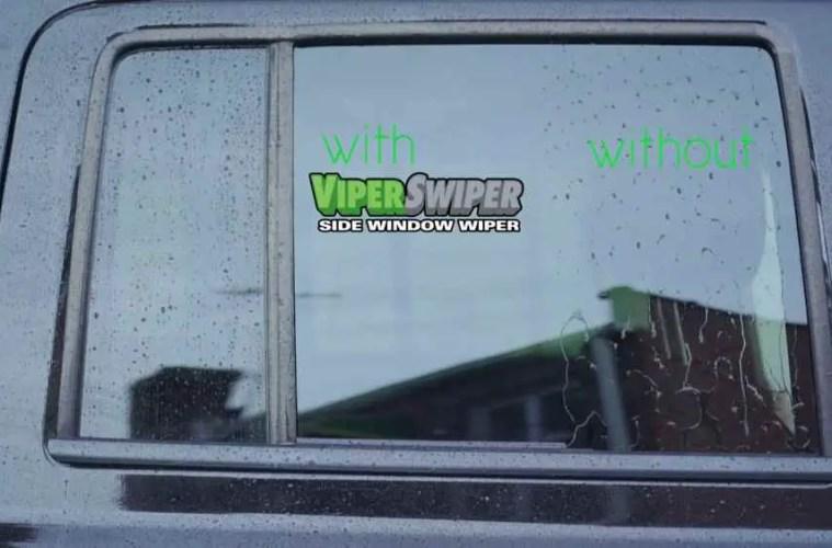 side window wiper