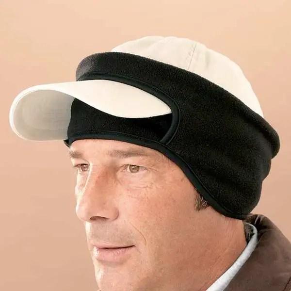 cap ear band