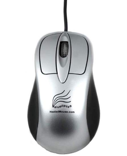 heated computer mouse
